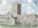 St Davids Cathedral SW Wales