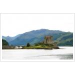 Eilean Doonan Castle Scotland