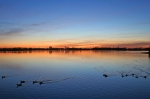 Dusk at Chasewater