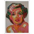 Melancholic Marilyn